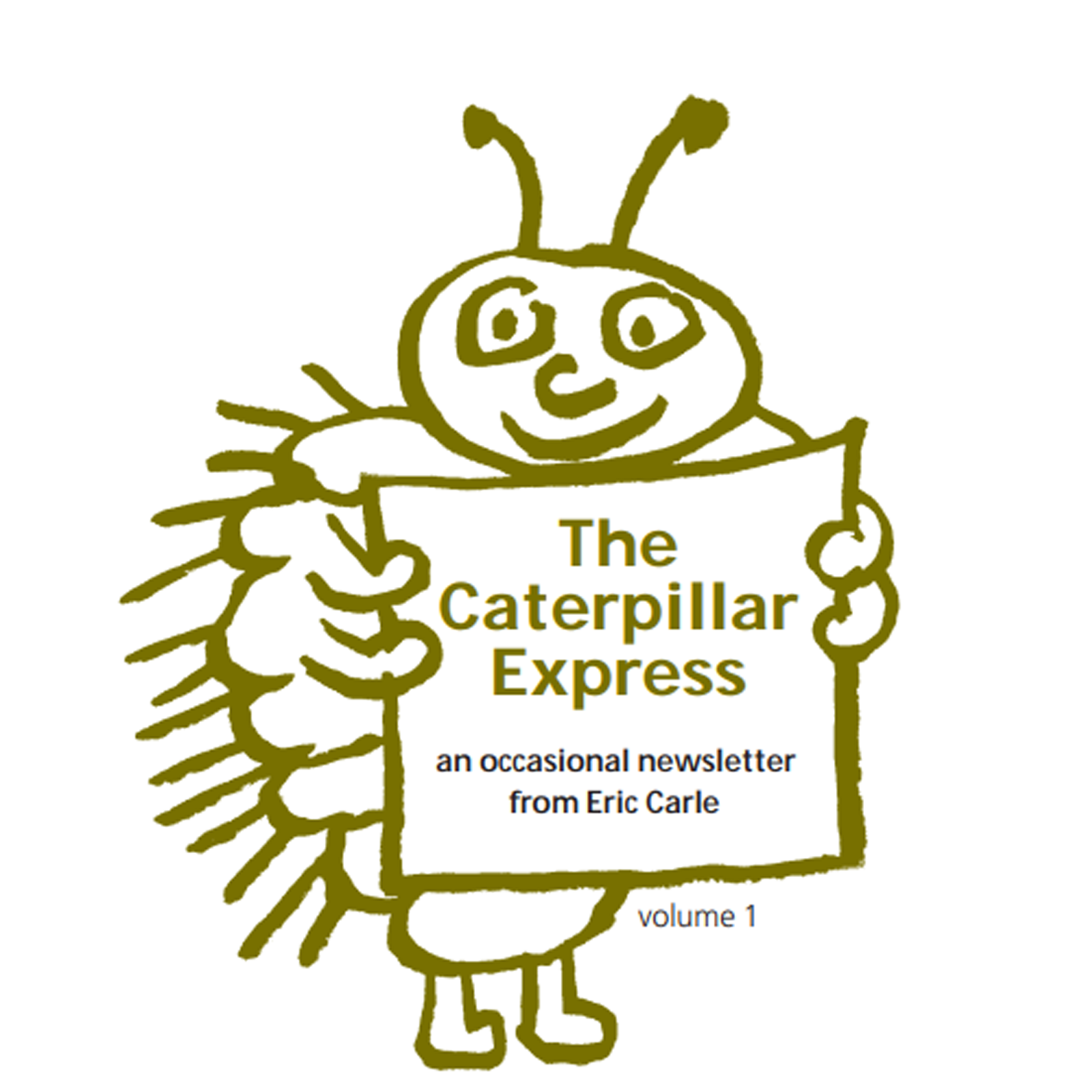 Caterpillar Express Volume 1