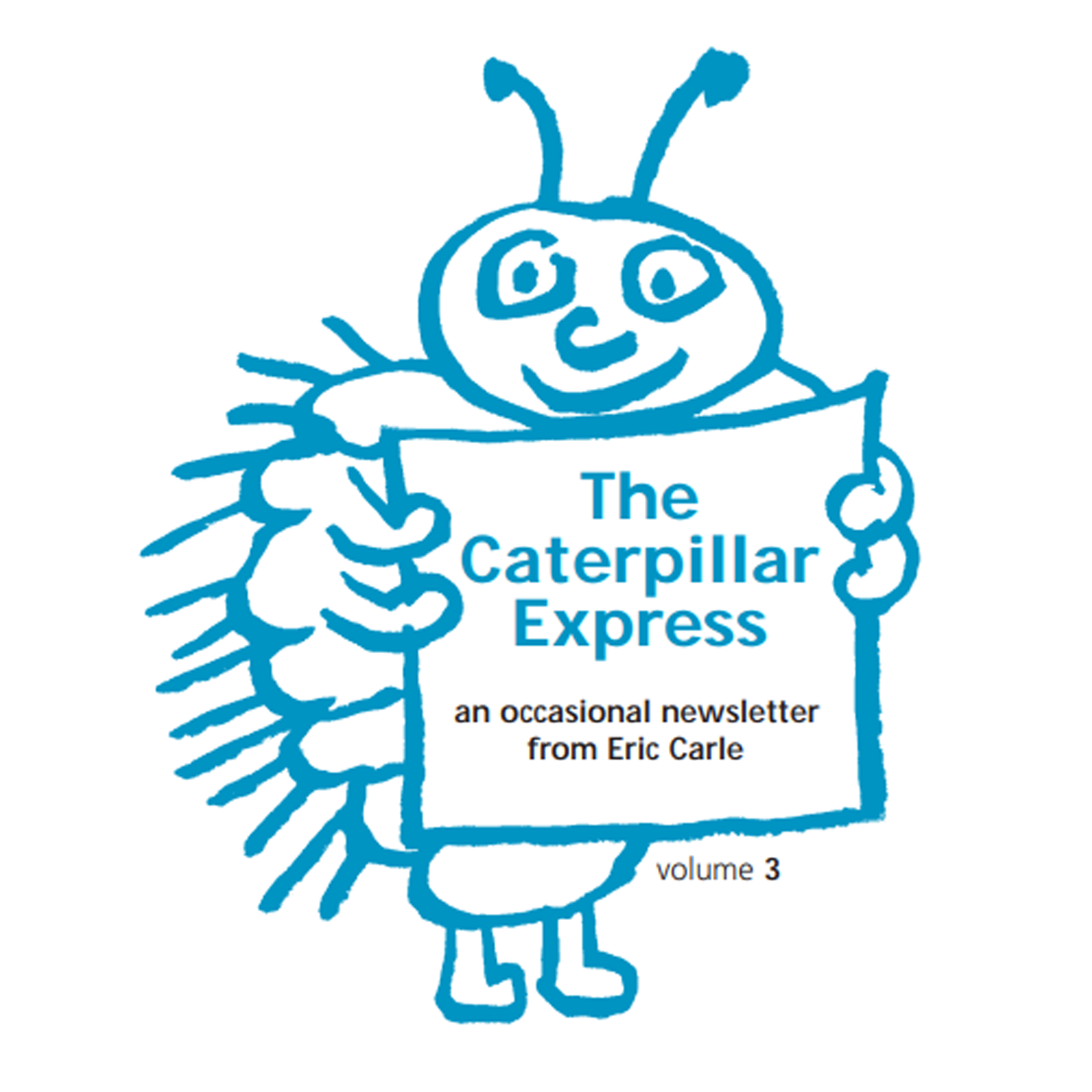 Caterpillar Express Volume 3