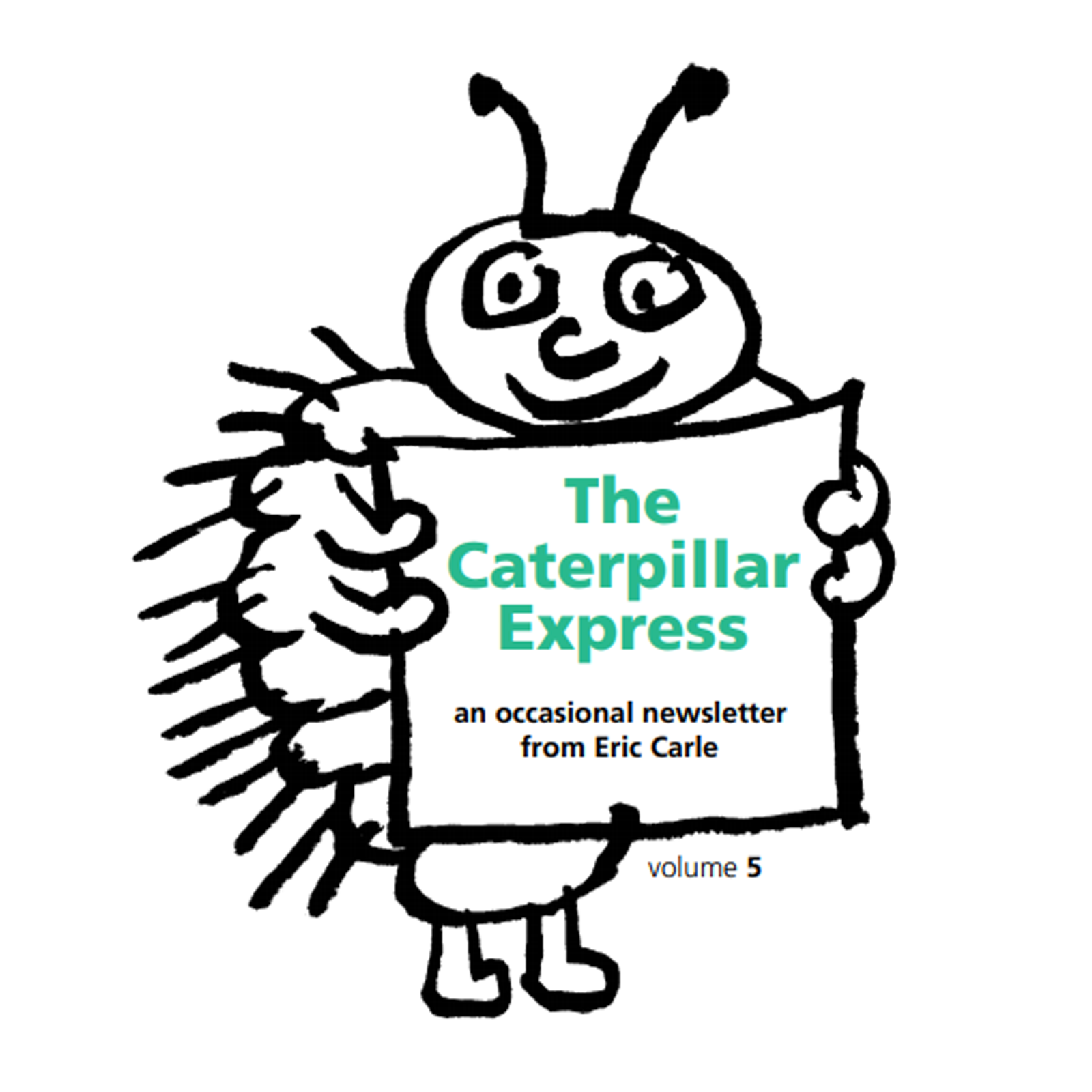 Caterpillar Express Volume 5