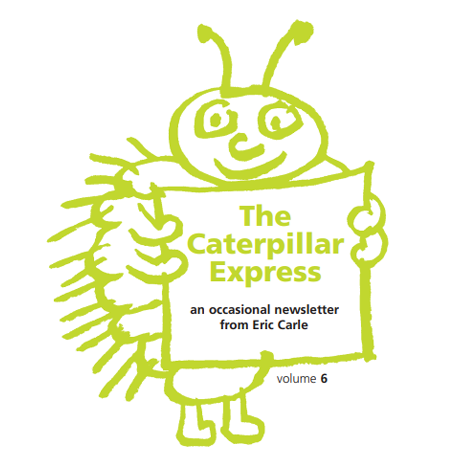Caterpillar Express Volume 6