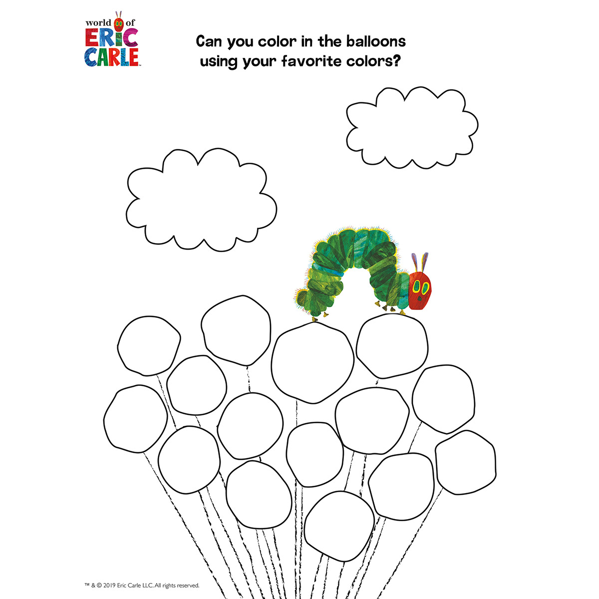 Color the Balloons